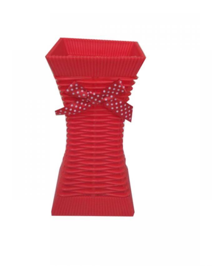 Vase - Red