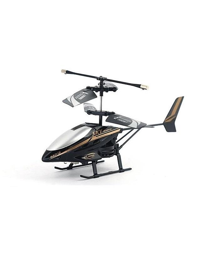 Remote Control Helicopter - Black