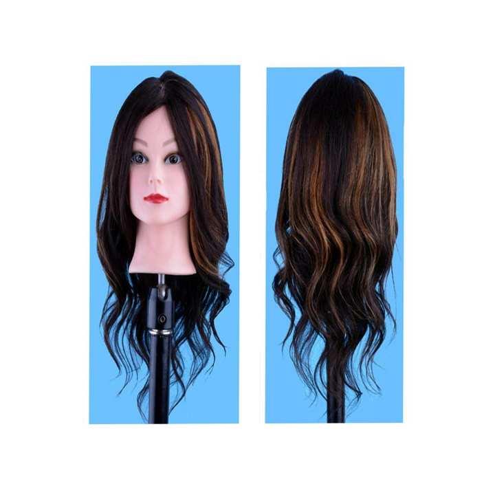 hair styling dummy