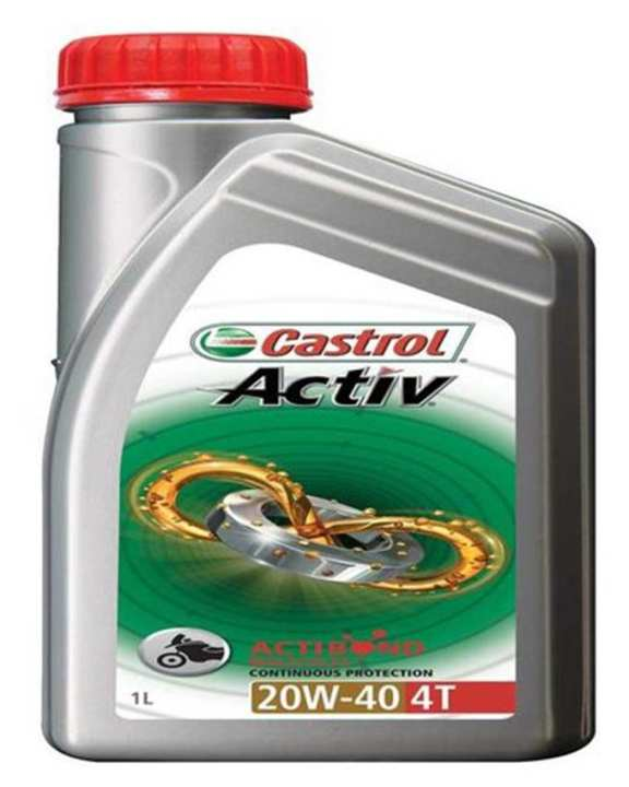 Active - 20W50 - 4T - 1 Ltr