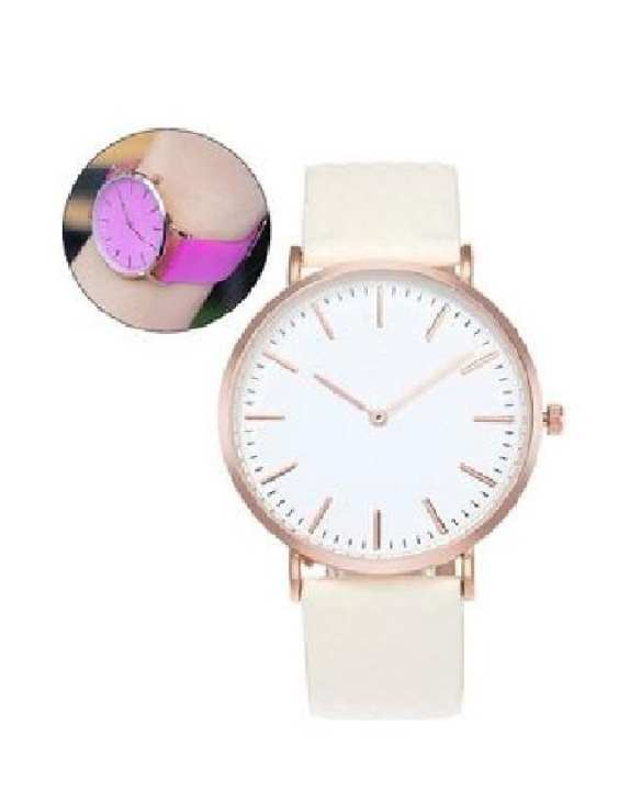 Color Changing Watch For Girls - Purple