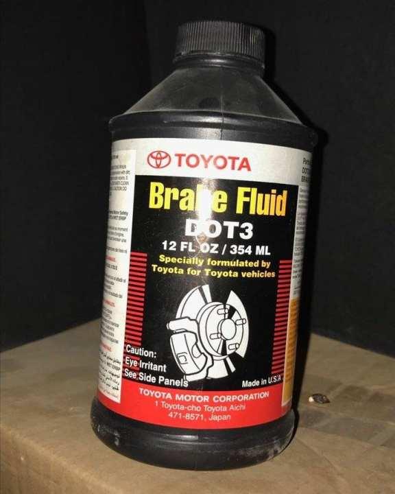 Brake Fluid - Original
