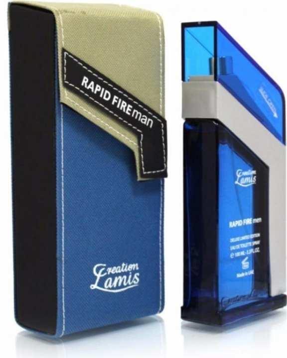 Rapid Fire Perfume For Men - 100 ml