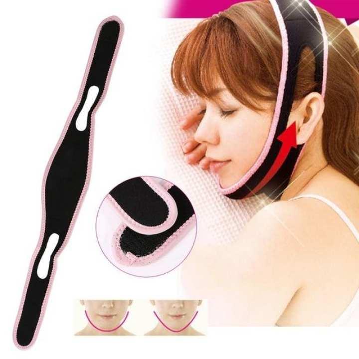 Face Lift Up Belt Sleeping Face-Lift Mask Massage Slimming
