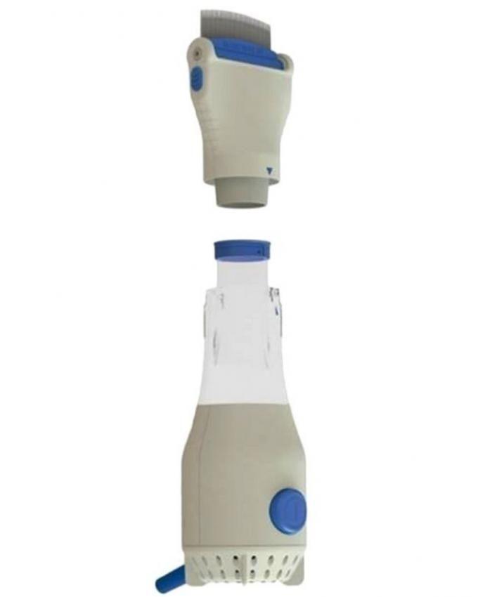 V-Comb Anti Lice - White & Blue