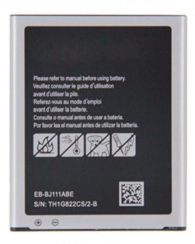 Battery for Samsung Galaxy J1 Ace - 1800mAh - Black