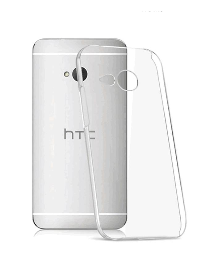 HD Anti Dust Clear Case For HTC M8