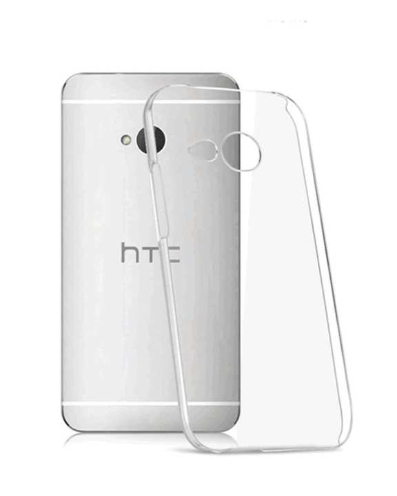 HD Anti Dust Clear Case For HTC M9