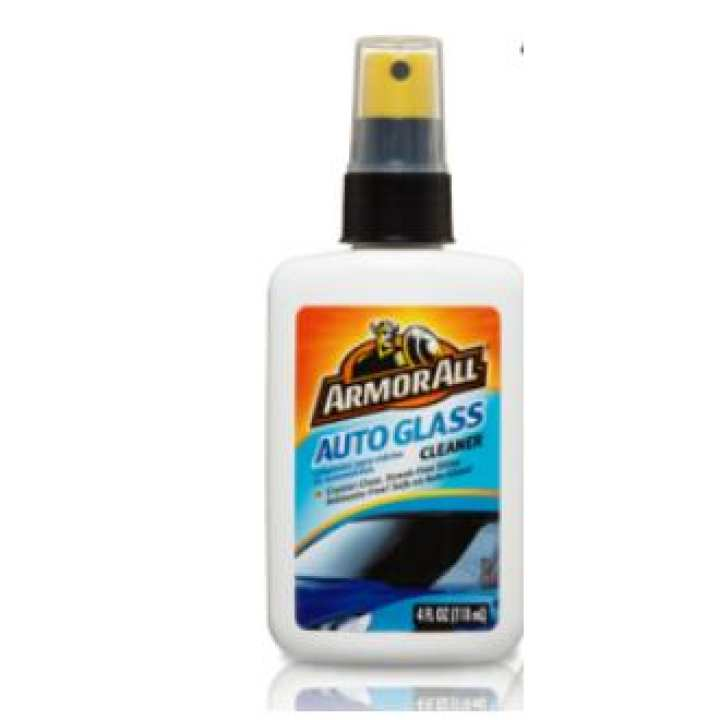 Auto Glass Cleaner Pump 4 oz