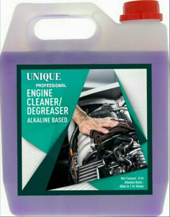 Unique formulated degreaser for Engines & any surface