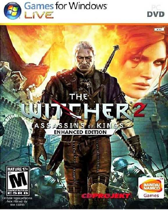 The Witcher 2 Enhanced Edition-pc