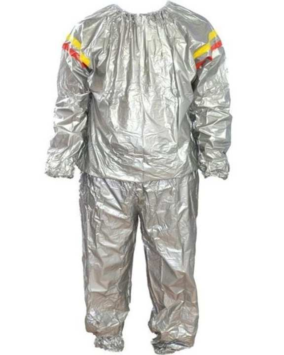 Unisex Heavy Duty Fitness Exercise Gym Sauna Sweat Suit