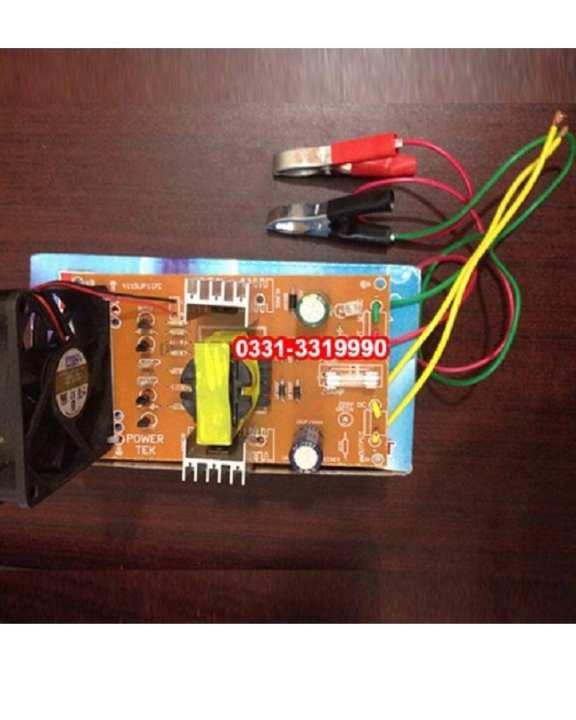 Mini UPS Kit - 12-Volt to 220-Volt