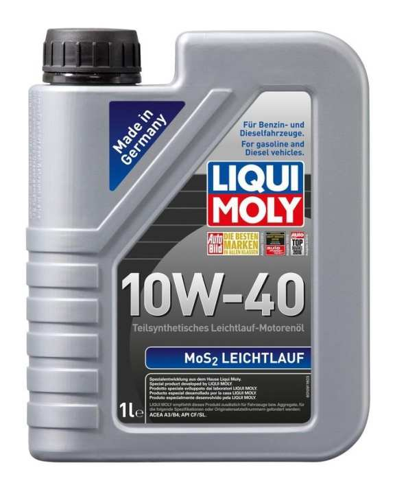 Mos2 10W-40 Engine Oil
