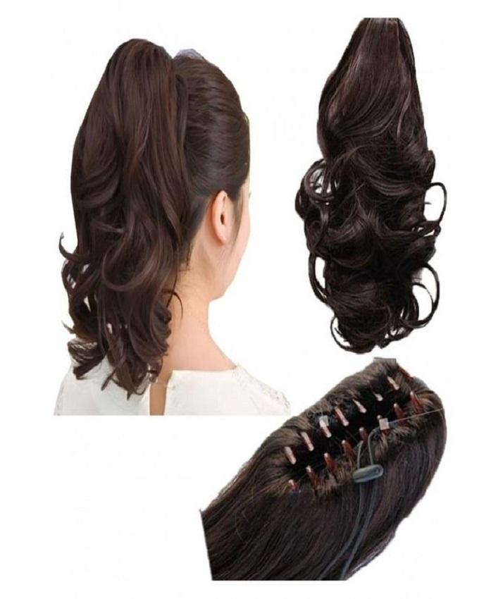 Clip in Braid Hair Extension - Free Size