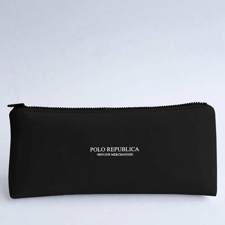 POLO REPUBLICA COMPACT ZIP CASE