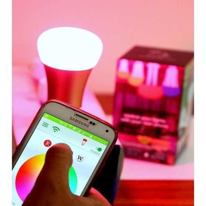 Bubfi Smart Wifi Bulb