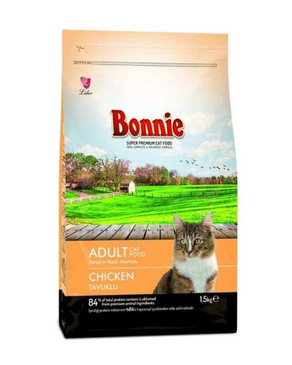 Bonnie Adult Food - 1.5Kg
