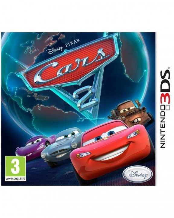 Cars 2 - Nintendo 3DS