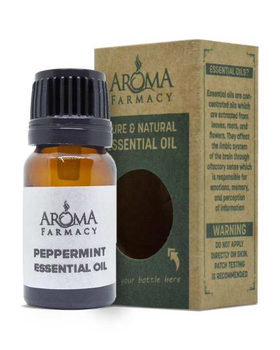 Peppermint Essential Oil 100% Pure & Natural