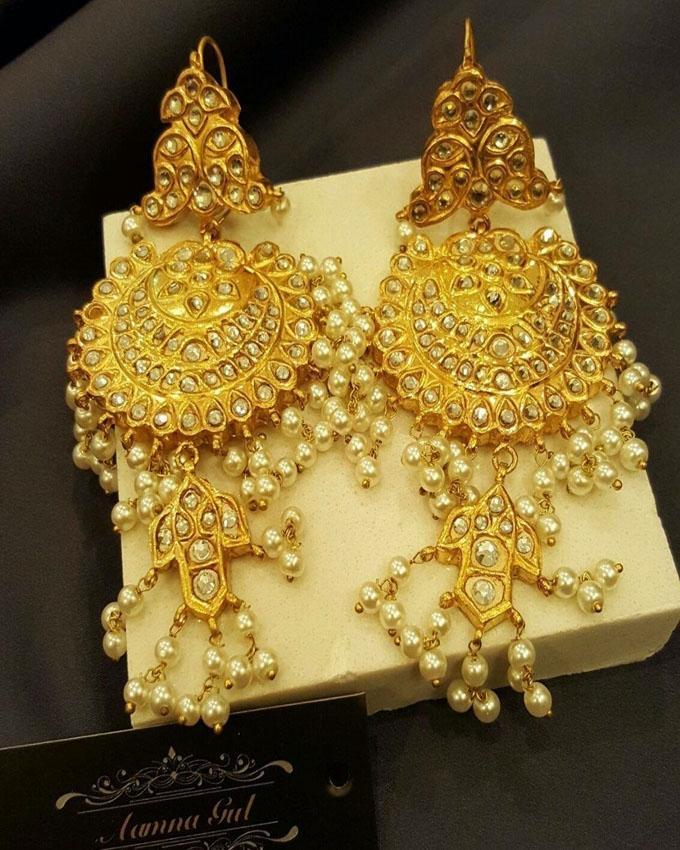 Ear Rings Design   Buy Earrings For Women Online In Pakistan Daraz Pk