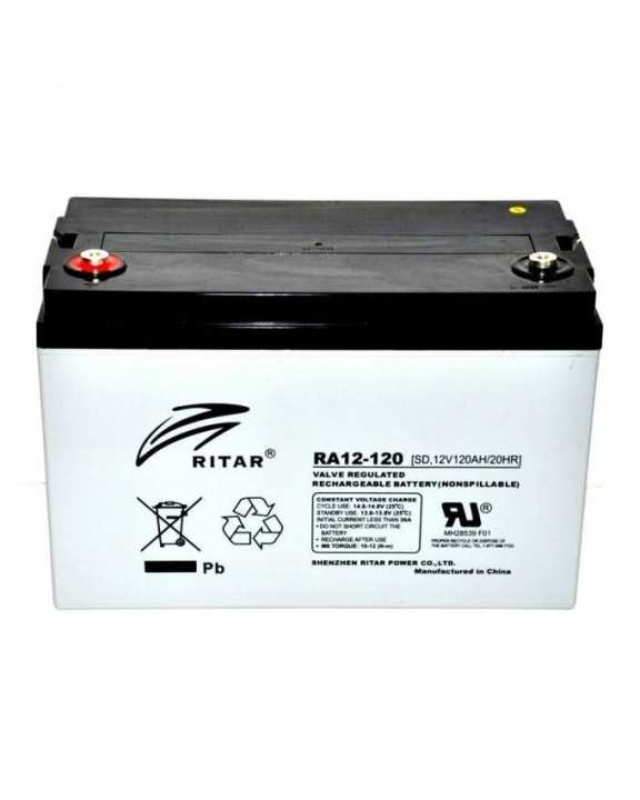 Valve Regulated Gel Battery - 100mAh - C10