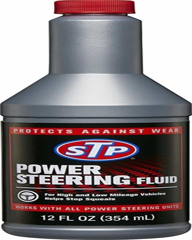 POWER STEERING FLUID 354 ML