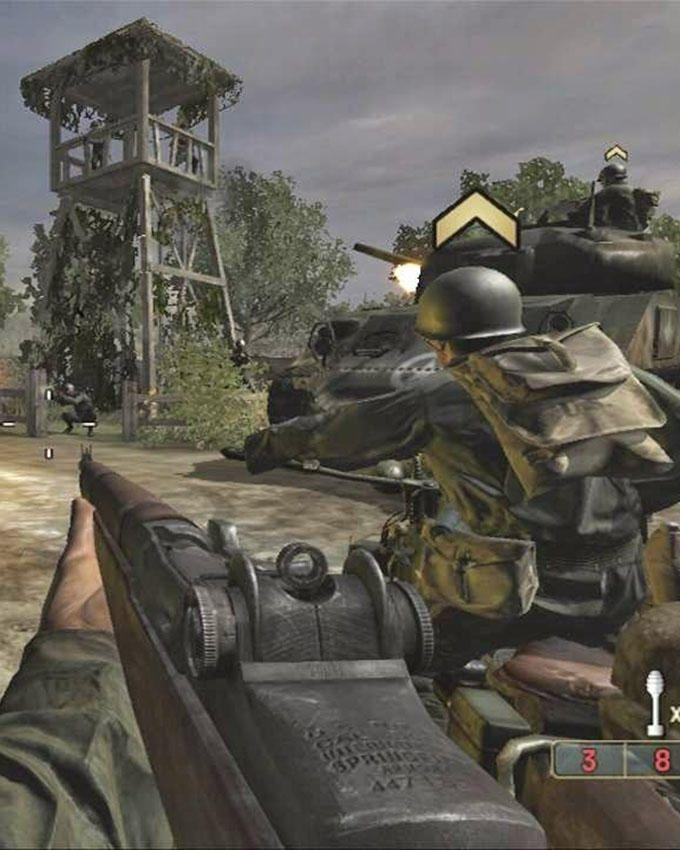 Call Of Duty: Roads To Victory - PSP