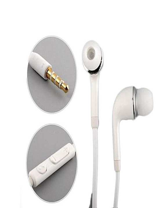 Universal Style Hands Free - White
