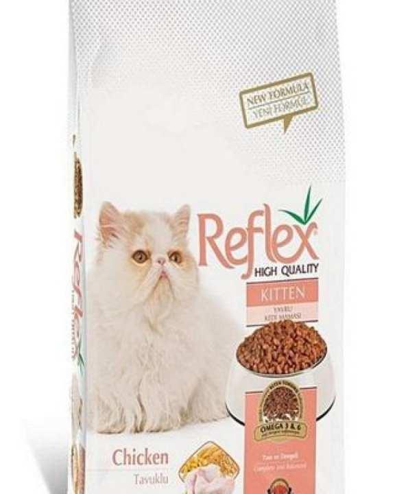 Reflex Chicken Food For Kitten - 3Kg