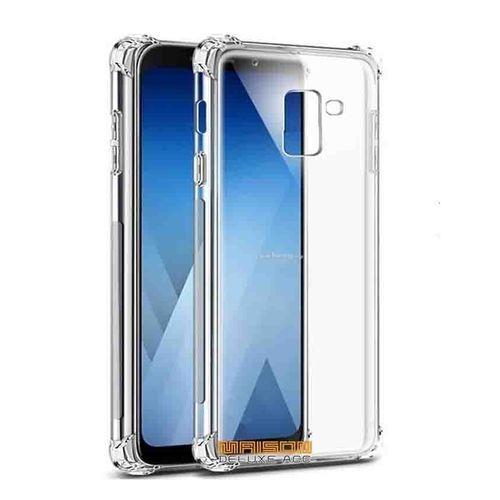 Transparent Back Cover For Samsung Galaxy J6 2018 - Shine Tpu