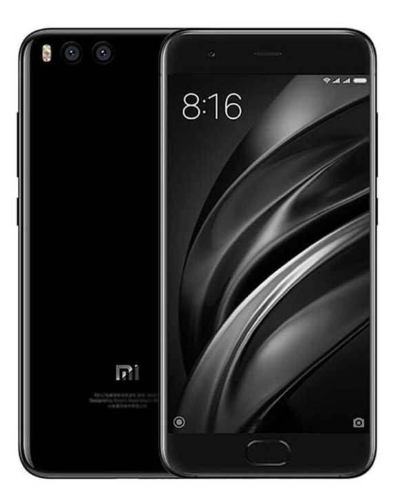 "6 - 5.15"" - 6GB RAM - 64GB ROM - Dual SIM - Fingerprint Sensor - Black"