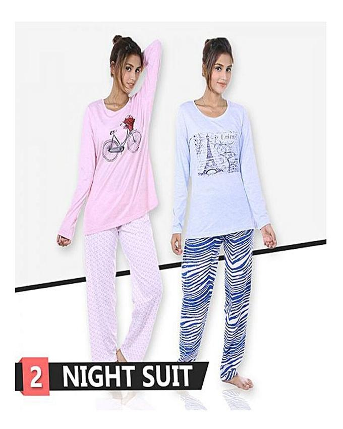 84a7a72fce7 Buy Nighty Dresses   Suits   Best Price in Pakistan - Daraz.pk