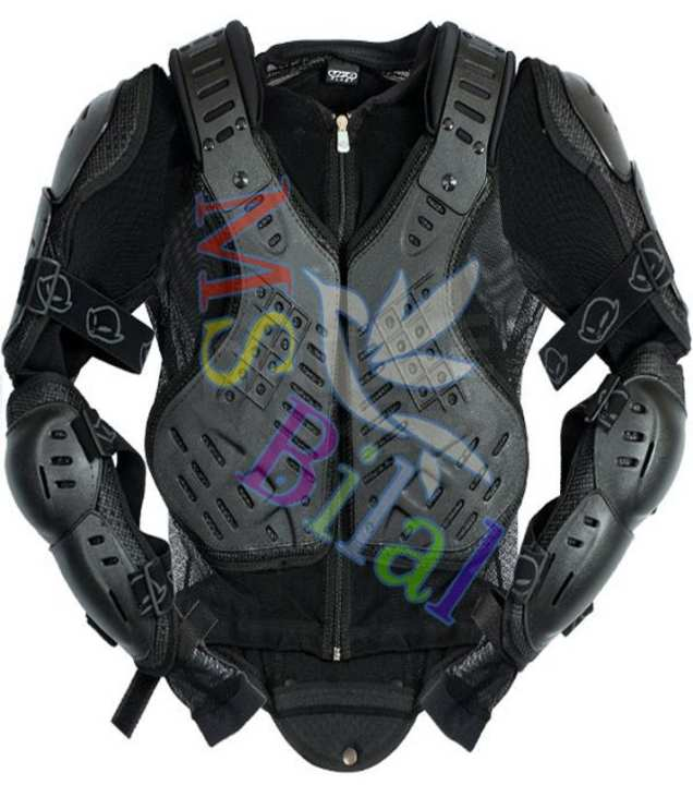 Motorbike Motocross Body Armor Protection Spine Protector CE