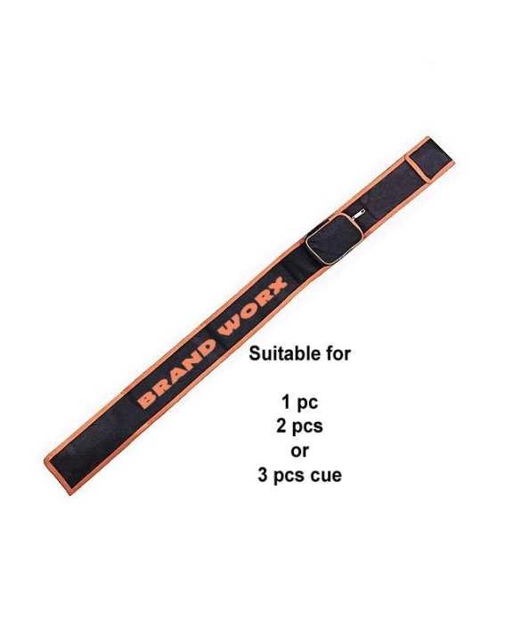 Brandworx Snooker Cue Stick Bag - Black