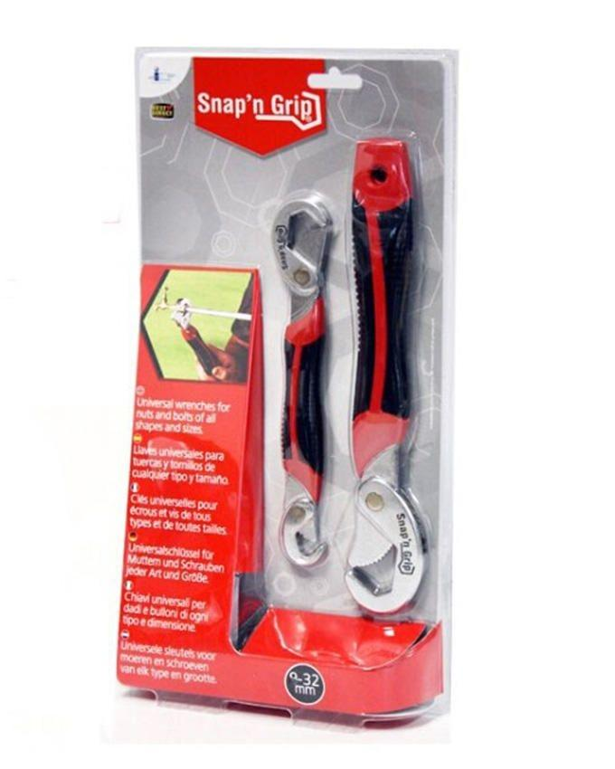 Snap n Grip - Set of 2 Wrenches