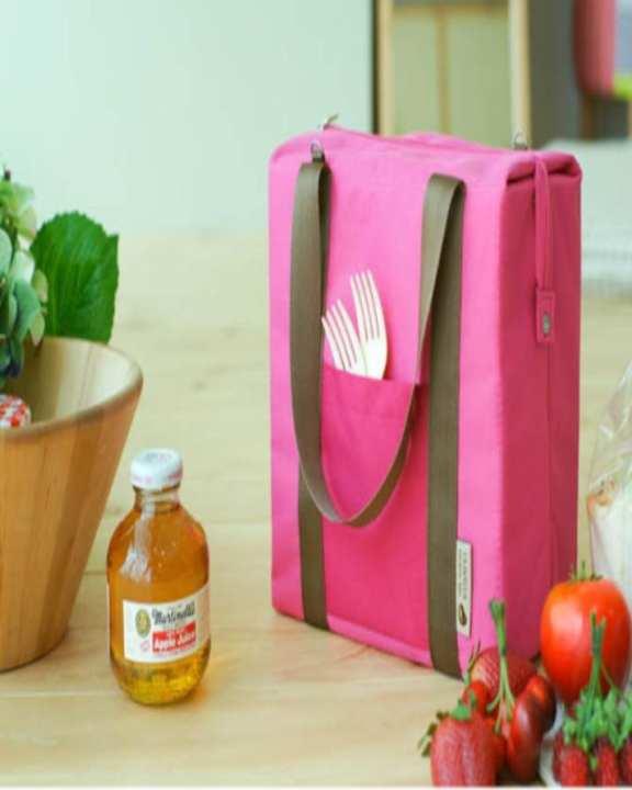Week Eight Brunch Bag Org-147 (Pink)
