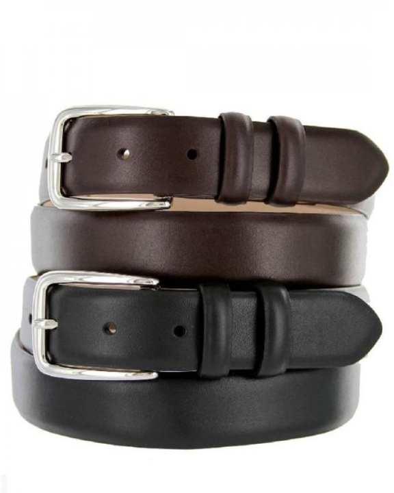 Pack of 2 - Leather Belts for Men
