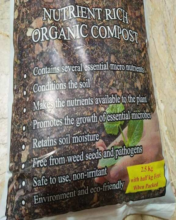 Nutrient Rich Organic Compost