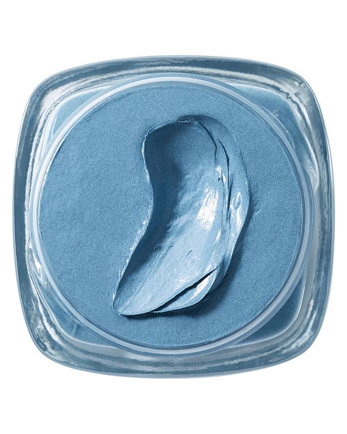 Pure Clay Marine Algae Mask - Anti-Blemish, Blue 50ml