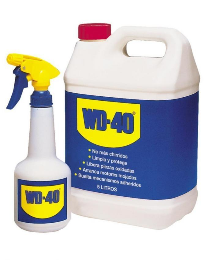 WD40 5 Ltr