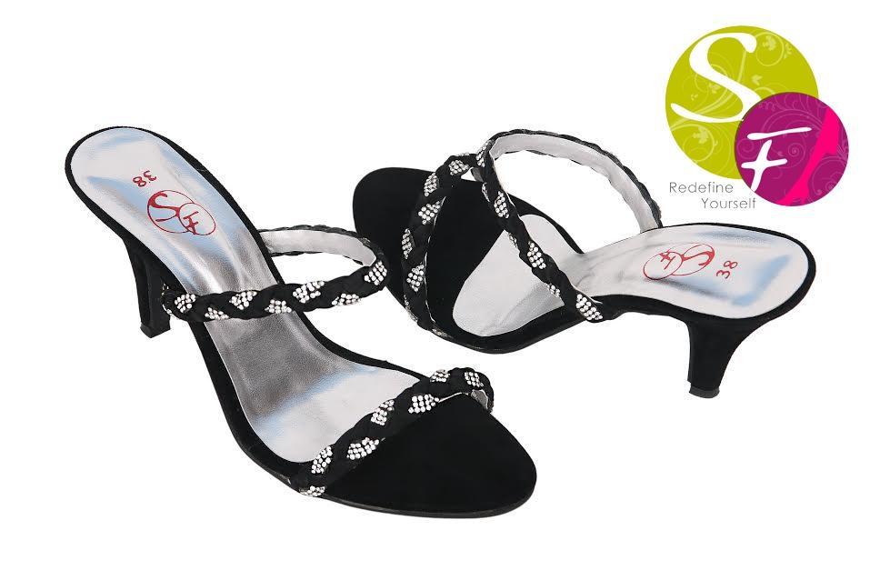 Heels for Women - Black