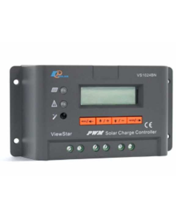 PWM Charge Controller -  20Amp - Black