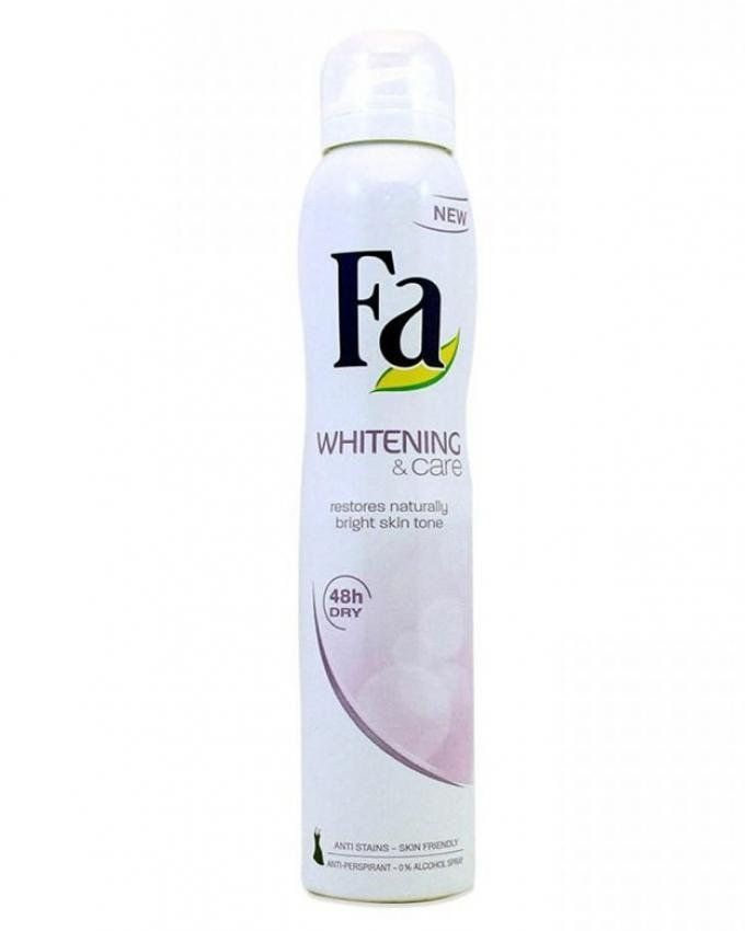 Whitening & Care Body Spray 200Ml