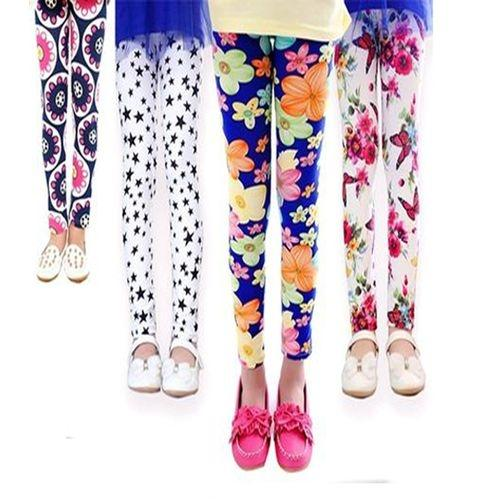 Pack Of 4 - Multicolour Mix Tights For Ladies