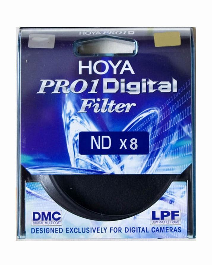 Lens Filter Hoya ND 8 58mm Pro1 Digital Multi-coated Filter