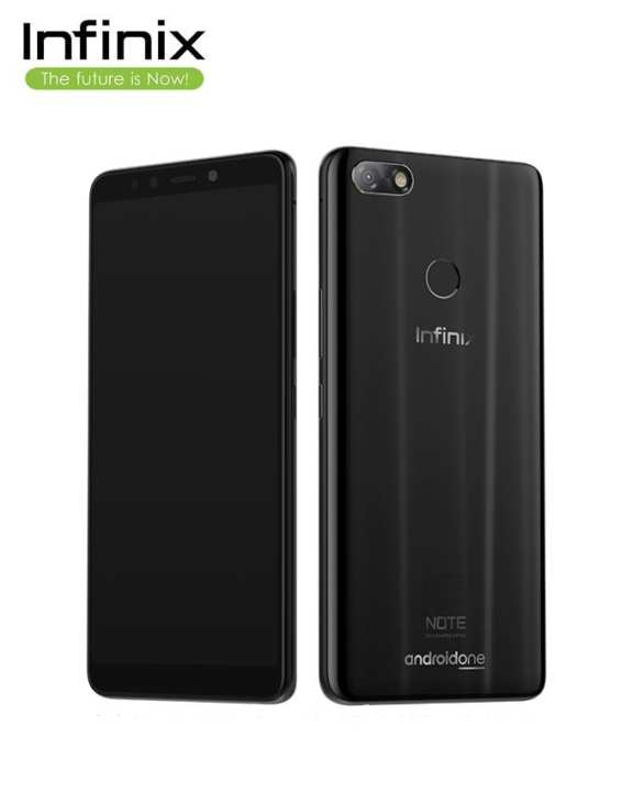 Infinix Note 5 X604 Mobile Phone - 6.0'' HD Display - 4GB RAM - 64 GB ROM - Fingerprint Sensor