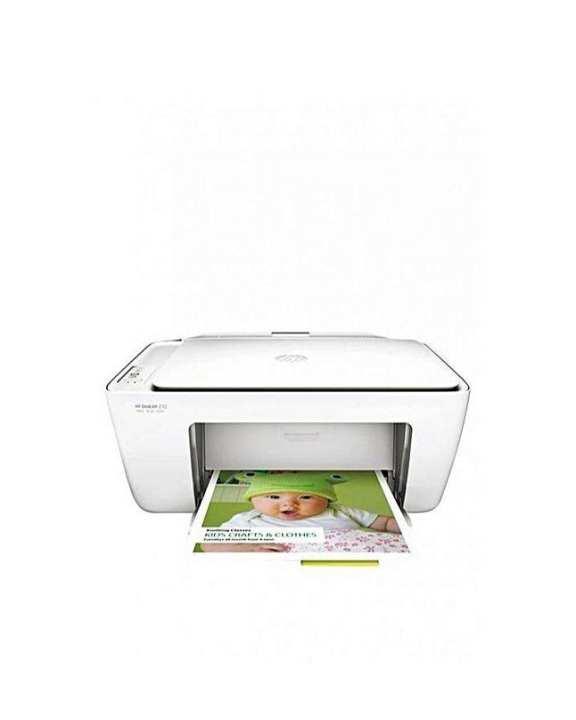 HP 2132 - DeskJet - All-in-One Printer