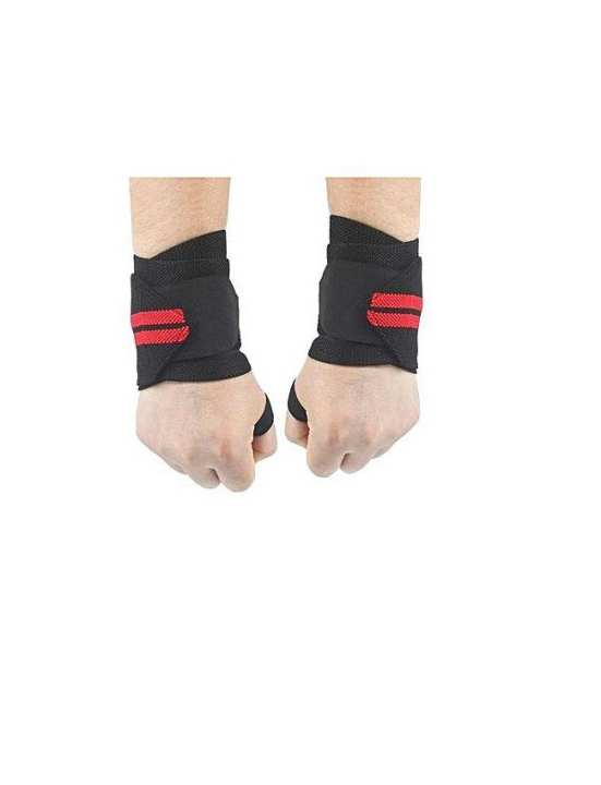 Weight Lifting Wrist Wraps Supports Gym Training Fist Straps