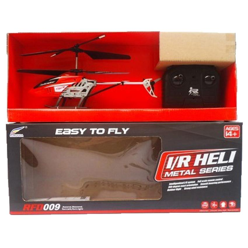 Rc- Helicopter - I/RHeli Metal Series